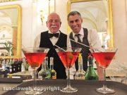 Viterbo - Gran Caffè Schenardi - Il barman Roberto Fanelli presenta l'aperitivo 103
